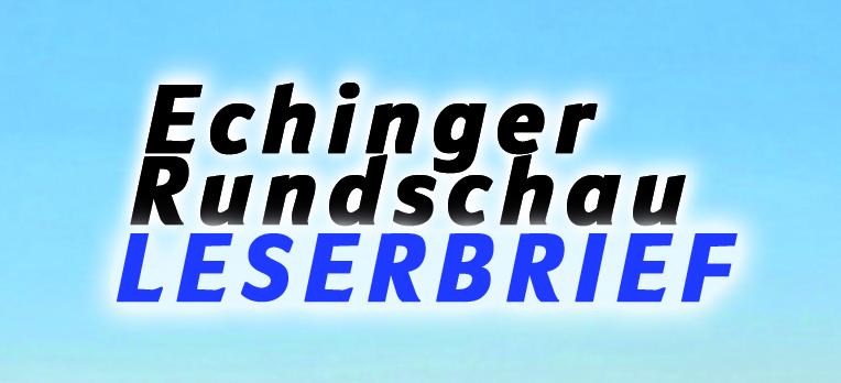 Leserbrief Logo