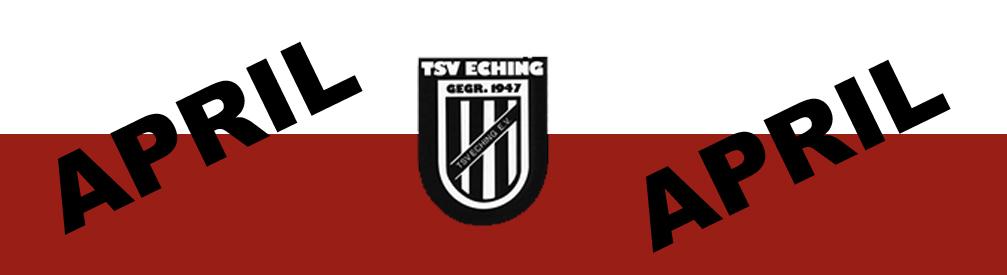 TSV Eching Aprilscherz